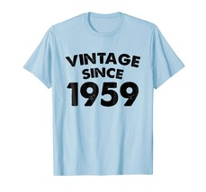 Brother Shirts - Vintage Since 1959 Birthday Gifts Awesome Legendary Nov... - $19.95+