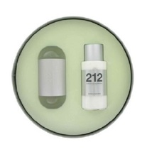 Carolina Herrera 212 Perfume 3.4 Oz Eau De Toilette Spray Gift Set image 3