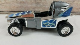 Bandai Saban Power Rangers In Space Deluxe Silver Galactic Rover Vehicle... - $12.60
