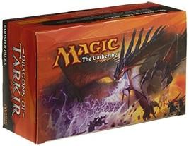 Magic Gathering Dragons Tarkir Booster - $117.87