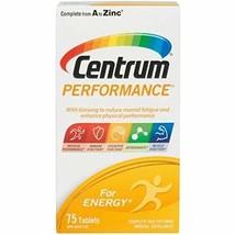 Centrum Performance Multivitamin, 75 tablets