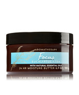 BATH & BODY WORKS AROMATHERAPY Focus - Eucalyptus & Tea 6.7 Ounces Body ... - $19.98