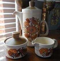 Vintage Royal Worcester Palissy Casual Tableware Set Retro Tableware - $56.91