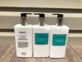 3 x Bath Body Works C.O. Bigelow Freshwater Lavender Lotion 11.6 oz lot - $159.99