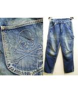 Mastermind Japan × Lee Bespoke Jeans Pittore Pantaloni W30 - $482.34