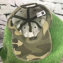 Gap Boys Sz S-M Hat Camouflage Adjustable Baseball Cap Flaw image 5