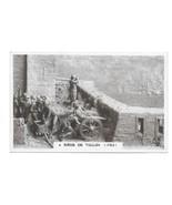Siege de Toulon D Mastroianni A Noyer 1911 Paris France Napoleon No 2 Po... - $5.99