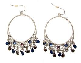 Statement Earrings Hoop Earrings Fashion Earrings Large Earrings 113679  - $13.08