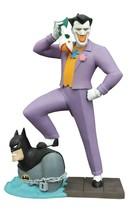 Dc Gallery Batman Tas Laughing Fish Joker Pvc Figure - $49.50