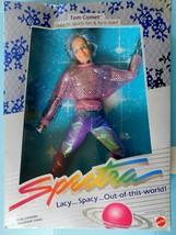 1986 SPACE AGE Spectra Doll TOM COMET Shimmeron Sports Fan Fix-it Mattel... - $54.45