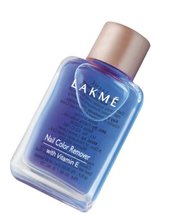 Lakme Nail Color Remover, 27ml (Pack of 3 ) - $11.17