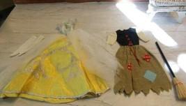1964-65 Vintage Mattel Barbie #872 Cinderella OUTFIT-LITTLE Theatre Exc !! - $79.15
