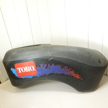 Used Toro Fender-Console 104-3649 w Console Plate fits TimeCutter 18-52 - $130.00