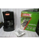 Coleman Camping Drip Coffee Maker 10 Cup Soup Tea Cocoa with box instruc... - $94.04