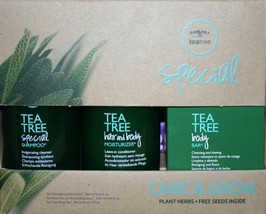 Paul Mitchell Special Tea Tree Shampoo, Conditioner and Bar 3pcs Set - $30.99