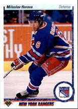Miloslav Horava 1990-91 Upper Deck Rookie Card #13 - $0.99