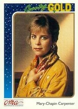 Mary-Chapin Carpenter trading card (Country Music) 1992 Sterling Country... - $4.00