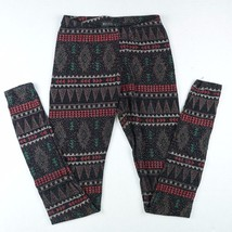 MILKYWAY USA Leggings Aztec Boho Embellished Gl... - $6.33