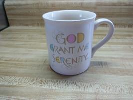 vintage Hallmark serenity mug - $9.45