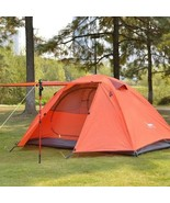 Desert&Fox Backpacking Camping Tent, Lightweight 2 Person Tent Double La... - $123.12