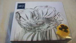 "MIKASA FLORES PATTERN SWEET DISH, 7.5"", BNIB #WX056/720 - $18.55"