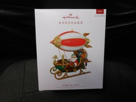 "Hallmark Keepsake ""Flight Of Fancy"" Light Orrnament NEW - $14.45"