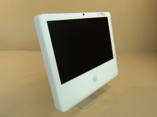 Apple iMac 17in Flat Screen 1.83GHz Intel Core 80GB Hard Drive EMC 2114 A1195