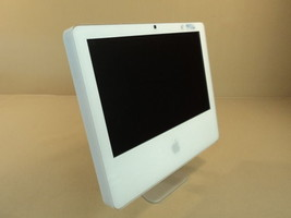 Apple iMac 17in Flat Screen 1.83GHz Intel Core 80GB Hard Drive EMC 2114 ... - $72.23