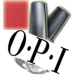 Opi paint my moji toes red