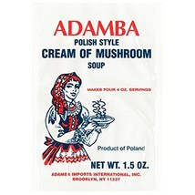 Adamba Polish Style Cream of Mushroom Soup Mix 3-Pack image 1