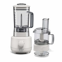 Goodful by Cuisinart BFP700GF Food Processor, Blender Combo, White - $136.45