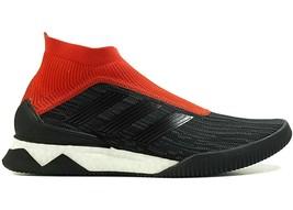Adidas Predator Tango 18+ Tr BLACK/RED/WHITE Size 9.5 New W/BOX $200 (AQ0603) - $99.25