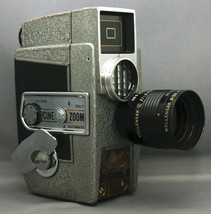 REVERE EIGHT 8 Model CA-8 Vintage Movie 8mm Film Camera USA CLEAN! - $31.50