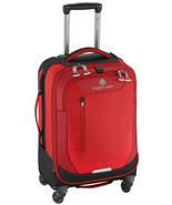 """NEW EAGLE CREEK EXPANSE 22"""" AWD CARRY-ON 4 WHEEL SPINNER LUGGAGE VOLCANO... - $197.01"""