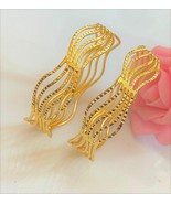 AARTISAI Gold Plated Artificial Cuff  Bangles and Bracelet for Women and... - $38.00+