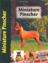 Miniature Pinscher : Charlotte Schwartz - New UK Hardcover Breed Book   ... - $15.95