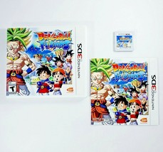 Dragon Ball Fusions (Nintendo 3DS, 2016) RARE DBZ Game, Complete with Manual CIB - $29.40