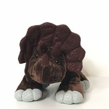 "Kohls Cares Triceratops Dinosaur Plush Stuffed Animal 15"" Long - $25.62"