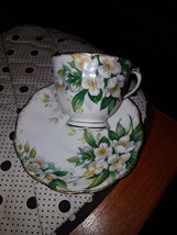 Royal Albert Blossom Time cup and saucer - $37.77