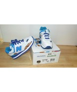 New Balance COOKIE MONSTER SESAME STREET Tennis Shoes Size 13 child boy ... - $38.24