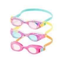 Speedo-Kids-Swim-Fun-Print-Goggles-Triple-Pack - Brand New