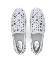 Michael Kors MK Women's Premium Designer Keaton Slip On Leather Sneakers Shoes image 12
