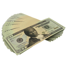 25x $20 Harriet Tubman Commemorative Bills - $10.99