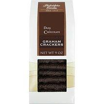 Philadelphia Candies Chocolate Graham Crackers, Dark Chocolate Covered 9... - $13.81