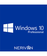 Microsoft Windows 10 Pro / Professional license activation key code 32/6... - $17.99