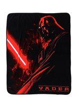 Star Wars 'Darth Vader Red' Throw Blanket  By Northwest - $34.99