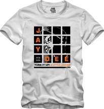 J Dilla white T-Shirt Shining MPC Graphic Tee Jay Dee SV Hip-Hop J88 - $17.99+