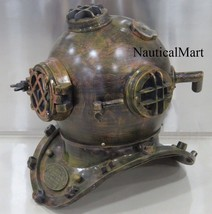 NauticalMart Scuba Diving Divers Helmet U.S Navy Mark V Replica Helmet - $299.00