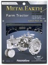 Metal Earth FARM TRACTOR 3D Puzzle Micro Model - $12.86