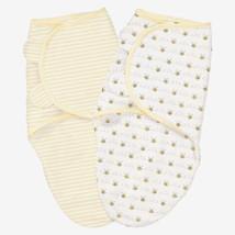 Summer The Original SwaddleMe Adjustable Infant Wrap 2 Pack 7-14lbs NIP - $19.39